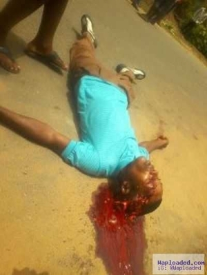 Tragedy!!! Blood Flows In Rivers State